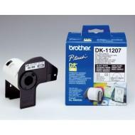Nalepke za QL tiskalnike - CD/DVD nalepke, fi 58 mm