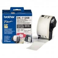 Nalepke za QL tiskalnike - večje nalepke 38 x 90 mm