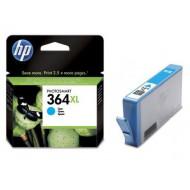 HP črnilo CB323EE – 364 XL cyan