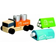 Leseni kamion za »ločevanje odpadkov« (art. 32661)