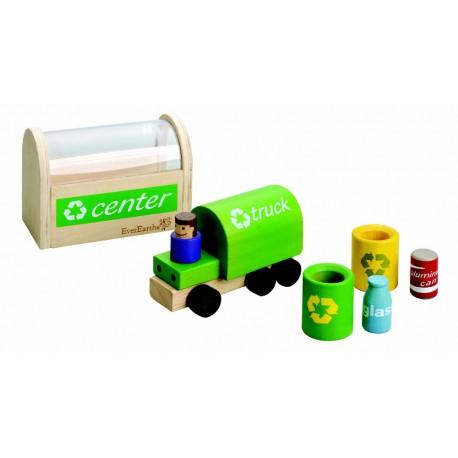 Leseno vozilo za ločevalne odpadke (art. 32666)