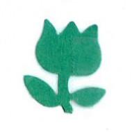 Umetniški luknjač – Tulipan, velik