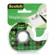 Selotejp Scotch magic 8-1925D s stojalom