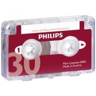 Kaseta za diktafon Philips LFH 0005, 2 x 15 min