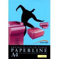 Fotokopirni papir Paperline A4, barvni - Turquoise