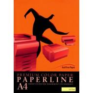 Fotokopirni papir Paperline A4, barvni - Saffron