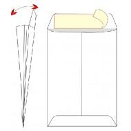 Kuverta vrečka A3 – 30 x 40 cm, bela, 100 g - 1/1