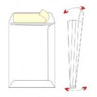 Kuverta vrečka B4 - 25 x 35,5 x 4 cm z dnom, bela - 250/1