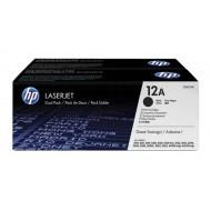 HP toner Q2612AD – dvojno pakiranje