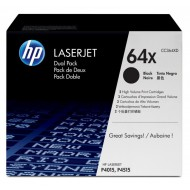 HP toner CC364XD - 64XD – dvojno pakiranje