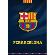 Beležka A6 FC Barcelona