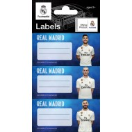 Etikete za zvezke Real Madrid 62575