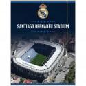 Mapa z elastiko Real Madrid A4