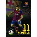 Zvezek trde platnice A4 črte, FC Barcelona 62400