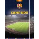 Mapa z elastiko FC Barcelona 61958