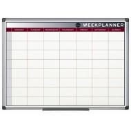 Tabla s tedenskim planerjem 60 x 90