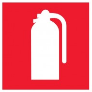 Nalepka – Gasilni aparat