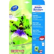 Foto papir Ink-Jet Premium A4 - 250 g, 2559-20