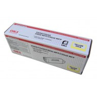 Toner Oki 42127454, yellow