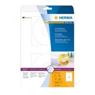Etikete Herma No.4374 za CD, transparentne
