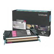 Toner Lexmarx C5340MX – magenta