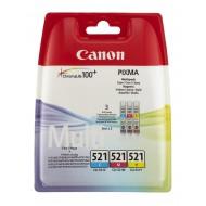 Črnilo Canon Multipack CLI-521