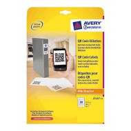 Etikete za QR kode 45 x 45 mm - L7121-25