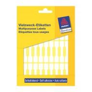 Etikete za cene (za nakit) 49 x 10 mm - 3335