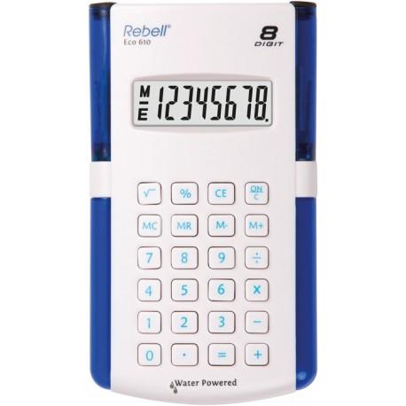 Kalkulator Eco 610 Rebell