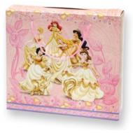 Škatla vrečka Princess gold 71552