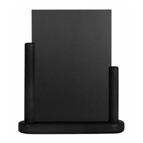 Tabla črna kredna namizna ELEBLME 15x21 cm