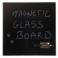Steklena magnetna tabla 38 x 38 cm