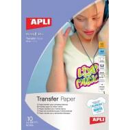 Transferni papir za bele majice
