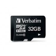 Kartica Verbatim SDHC micro 32GB class 10