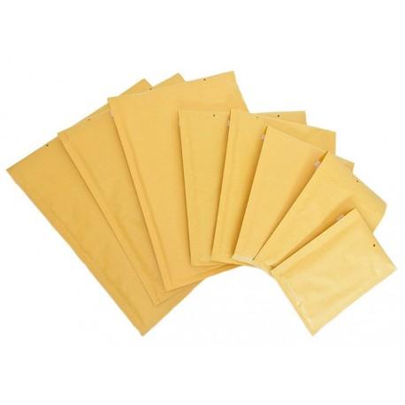 Oblazinjene kuverte št.7, 230 x 340 mm - 10/1