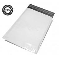 Vrečke za pošiljanje tekstila FB03 240 x 350 + 50 mm 1000/1
