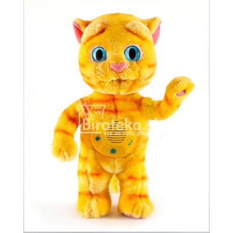Govoreči maček Ginger Superstar