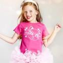 Angela Ballerina ženska majica