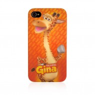 "Etui za telefon IPhone 4 Gina's ""How You Doin'?"""