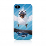 Etui za telefon IPhone 4 Larry's Screeching Blue