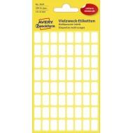 Mini etikete za označevanje 13 x 8 mm 3041