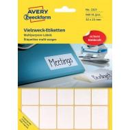 Mini etikete za označevanje 32 x 23 mm 3075