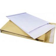 Kuverta vrečka C4 229 x 324 x 38 mm - rjava