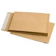 Kuverta vrečka B4 250 x 353 x 38 mm - rjava 1/1