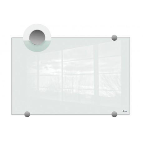 Steklena magnetna tabla topboard 90 x 120 cm