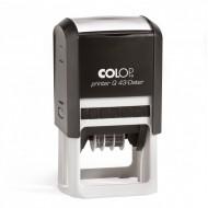 Datirka Colop Printer Q43 mm 43X43 mm