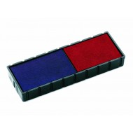 Blazinica Colop E/12 2 rdeče/modra