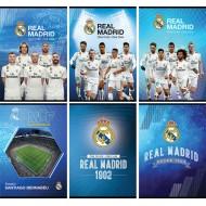 Zvezek Real Madrid A4 brezčrtni 62632