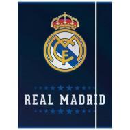 Mapa z elastiko Real Madrid A4 61993A