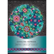 Zvezek Catalina Estrada A5 črte